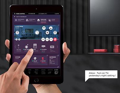 Logi - Smart Home Control App