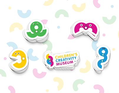 Children's Creativity Museum Rebranding