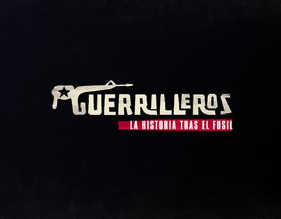 GUERRILLEROS TITLE