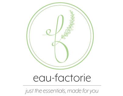 Designing Brand Identity: Eau-Factorie