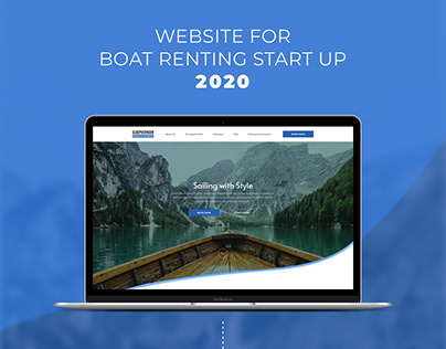 Boat Renting Start-Up from Netherlands