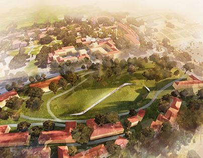 Senior Spring Studio: Stanford Student Commons