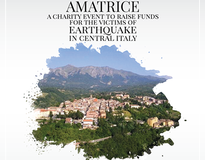 Amatrice Charity Event in Dublin