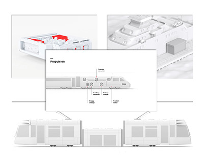 Sustainable Mobility for ABB at Hannover Messe