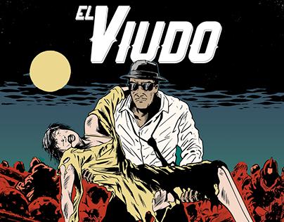 El Viudo (sedimento) Comic