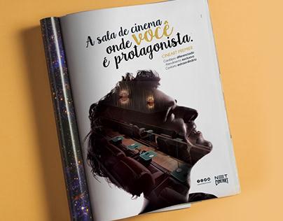 AD Catálogo CasaCor: NET Cineart