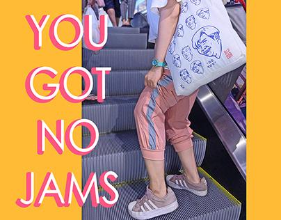 RM - YOU GOT NO JAMS
