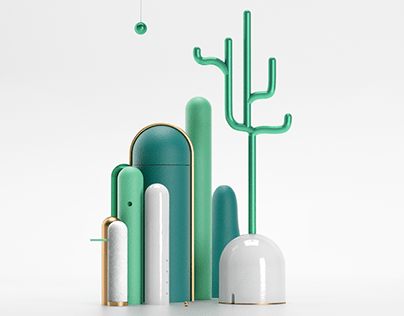 Ceramic Landscape