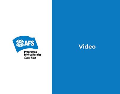 Video AFS Costa Rica
