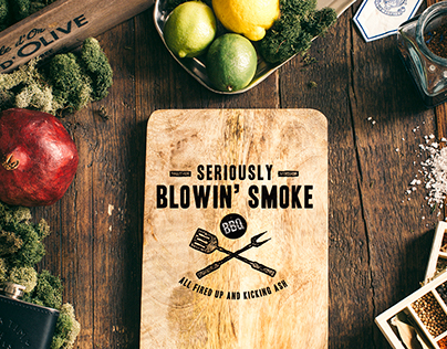 Seriously Blowin' Smoke BBQ