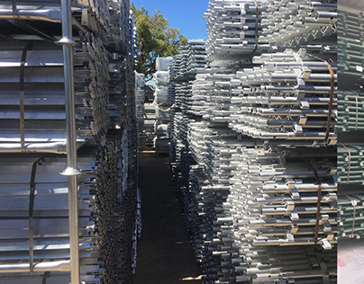 Tubes And Fittings - Australia Scaffolding