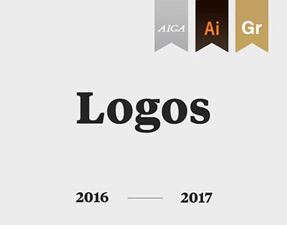 Logotypes & Marks | 2016-2017
