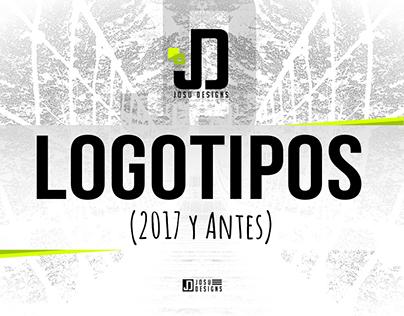 Logotipos (2017 y Antes)