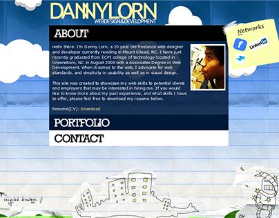 Old Portfolio Website