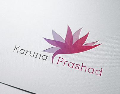 Karuna Prashad brand identity