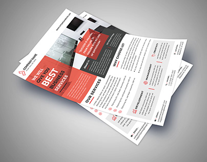 Coporate Flyer Design