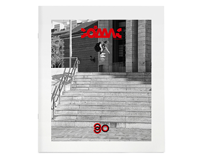 Go SKATEBOARDING Mag part III