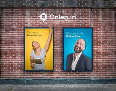 Onlen.in - Creative Ambient Ads