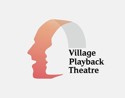 Village Playback Theatre — Rebrand