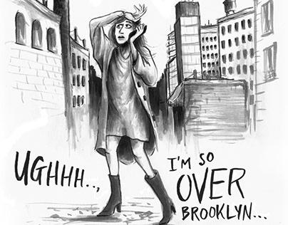 Overheard In NY
