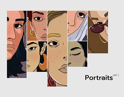 Portraits vol. 1