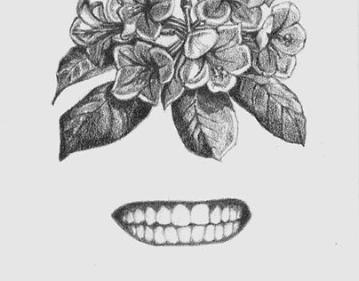 You are blooming with that smile