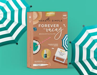 Makeup kits . Packaging & Graphic Design