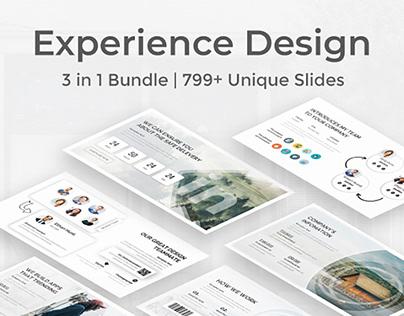 Experience Design Bundle Powerpoint