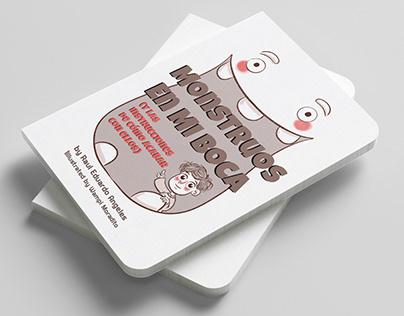 Monstruos en mi boca /Children's book project