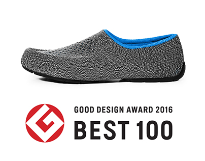 JS 3D knitted shoe