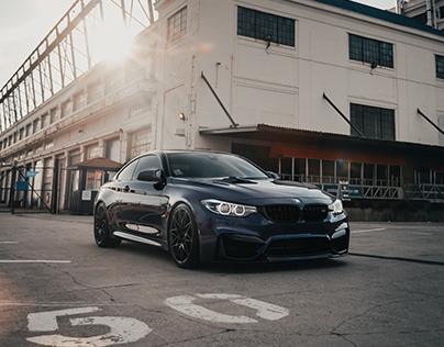 BMW M4 - Heritage Edition