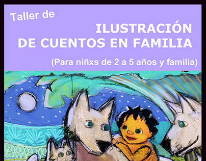 Workshop of Illustration for the entire family