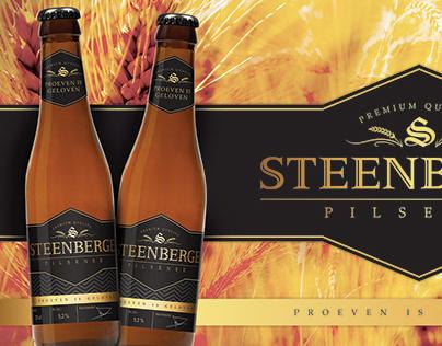 Restyling Steenberge Pilsener