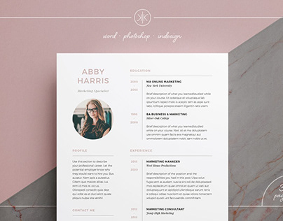 Resume/CV | Abby