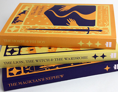 Book Series - The Chronicles of Narnia