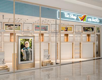 Tie Shop Mall Of Arabia