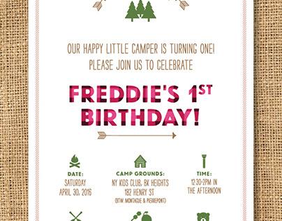 Children's Birthday Designs