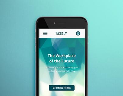 Taskly – UX/UI Design
