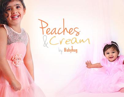 Look book - Peaches & Cream : Kids Fashion