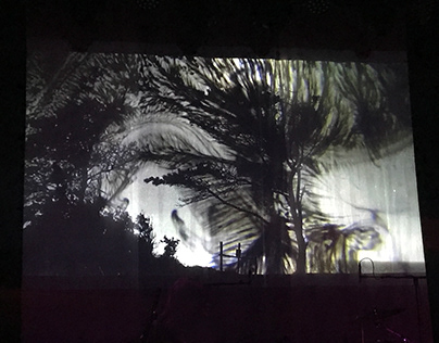 Artwork for Stage Projection / Sydney Opera House