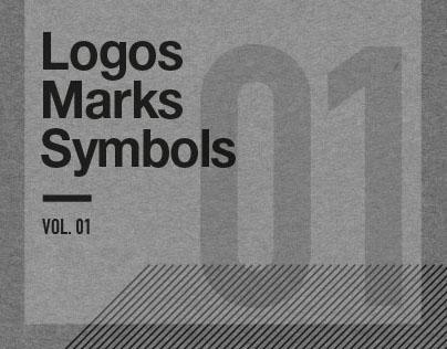 Logos, Marks & Symbols - Vol. 01