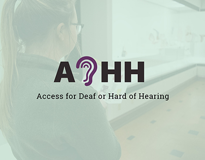 Access for Deaf or Hard of Hearing (ADHH)