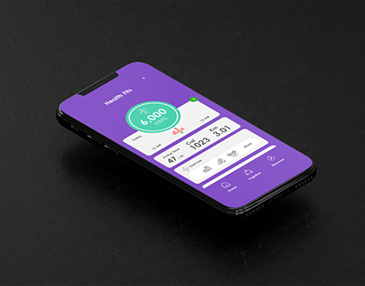 #007 Daily UI — Health/Workout