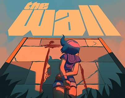 """The wall"" Graphic novel"
