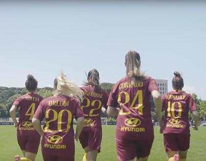 Hyundai Italy - A Girls Game