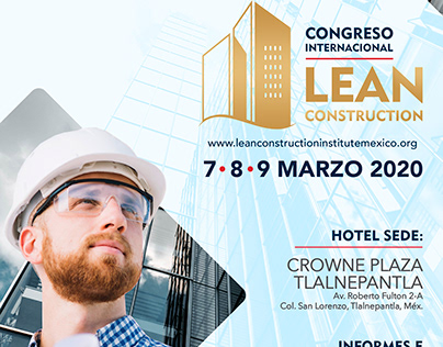 Cover for Lean Construction
