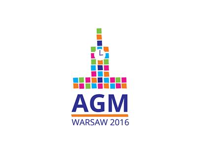 AGM Warsaw 2016 promo materials