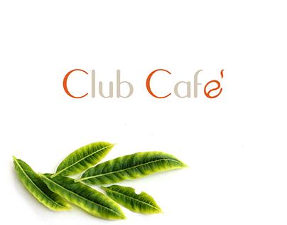 """Logo Design """"Club Cafe"""""""