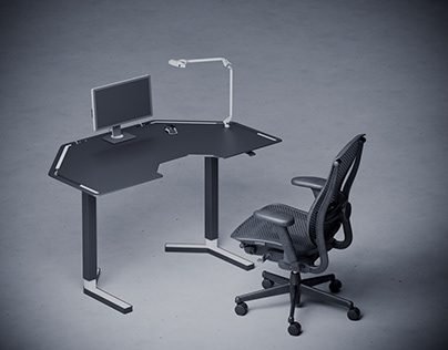 T45 table for standing work