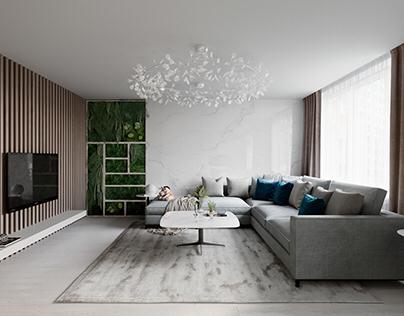 The apartment in Kiev